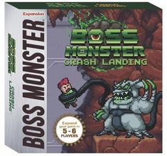 Boss Monster: Crash Landing 5-6 Player Mini-Expansion