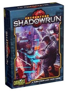 Encounters: Shadowrun
