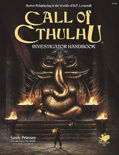 Call of Cthulhu RPG: 7th Edition Investigator Handbook