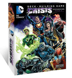 DC Comics DBG: Crisis Expansion Pack 3