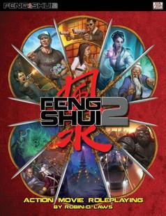Feng Shui 2 RPG (Hardcover)