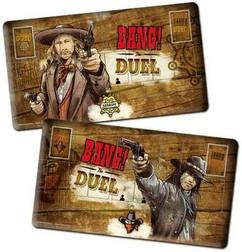 BANG!: The Duel Player Mat