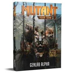 MUTANT: YEAR ZERO RPG - GENLAB ALPHA CORE