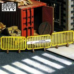 28mm Gothic City: Barriers A (10)