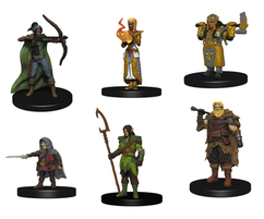 Dungeons & Dragons Miniatures: Icons of the Realms Starter Set