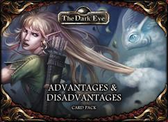 The Dark Eye RPG: Advantages & Disadvantages Card Set