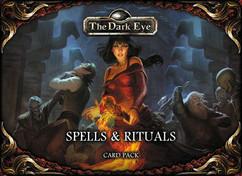 The Dark Eye RPG: Spells & Rituals Card Set