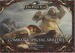 The Dark Eye RPG: Combat & Special Abilities TDE Card Pack