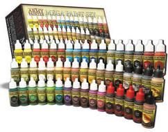 The Army Painter: Warpaints - Mega Paint Set