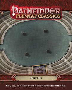 Pathfinder RPG: Flip-Mat Classics - Arena