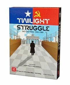 Twilight Struggle: Deluxe Edition 2016