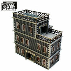 28mm Gothic City: Grant House