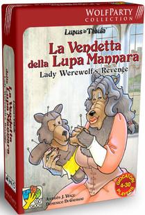Lupus in Tabula: Lady Werewolf's Revenge
