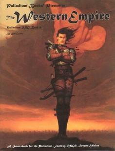 Palladium RPG: The Western Empire - Book 8
