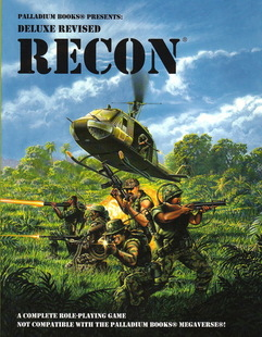 Deluxe Revised Recon RPG
