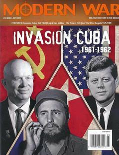 Modern War #28 Game Edition: Objective Havana - Invasion Cuba 1961-1962