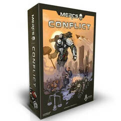 "Mercs: Conflict ""Clearance"""