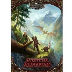 The Dark Eye RPG: Aventuria Almanac