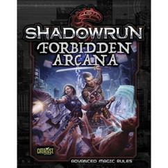 Shadowrun 5th Edition: Forbidden Arcana