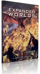Expanded Worlds RPG (Cypher System)