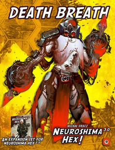 Neuroshima Hex 3.0 - Death Breath Expansion