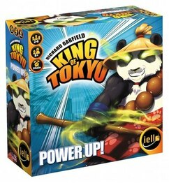 King Of Tokyo 2nd Edition: Power Up! Expansion