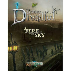 Through The Breach RPG: Penny Dreadful - Fire In The Sky (Clearance)