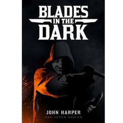 Blades In The Dark RPG (Hardcover)