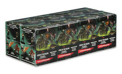 Dungeons & Dragons Miniatures: Icons of the Realms - Tomb of Annihilation Booster Brick (8)