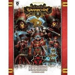 Warmachine: Forces of Warmachine - Khador Command (Hardcover)