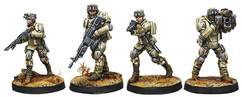 Infinity: Ariadna 5th Minutemen Regiment Ohio