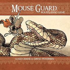 Mouse Guard RPG 2nd Edition (Hardcover)