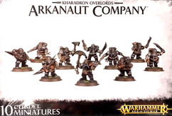Warhammer Age of Sigmar: Kharadron Overlords Arkanaut Company