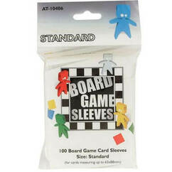 Standard Board Game Sleeves (100ct)