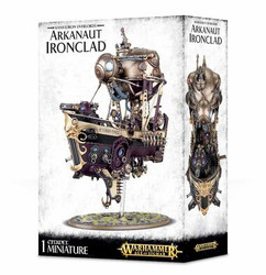 Warhammer Age of Sigmar: Kharadron Overlords - Arkanaut Ironclad