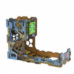 Dice Tower: Tech (Color)