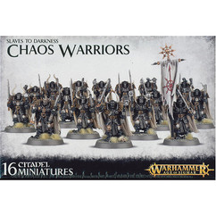 Warhammer Age of Sigmar: Slaves to Darkness - Chaos Warriors