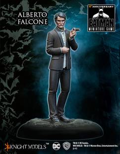 Batman Universe Miniature Game: Alberto Falcone (Clearance)