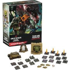 Dungeons & Dragons Miniatures: Tomb of Annihilation - Tombs & Traps Premium Set