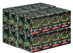 Dungeons & Dragons Miniatures: Icons of the Realms - Tomb of Annihilation Booster Case (32)
