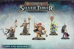 Warhammer Quest: Silver Tower - Arcane Heroes