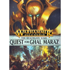 Warhammer Age of Sigmar: The Realmgate Wars - Quest for Ghal Maraz (Hardcover)