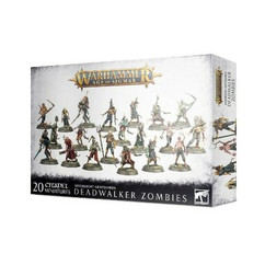 Warhammer Age of Sigmar: Soulblight Gravelords - Deadwalker Zombies