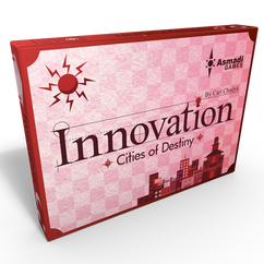 Innovation Third Edition: Cities of Destiny Expansion