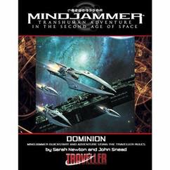 Mindjammer RPG: Dominion - Quickstart & Adventure (Traveller Edition)