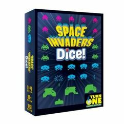 Space Invaders Dice!