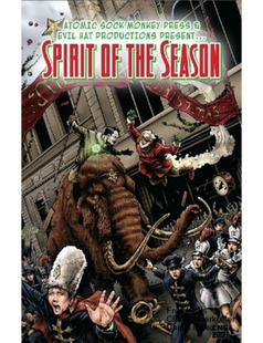 Spirit of the Century: Spirit of the Season (Paperback)