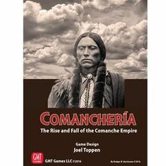 Comancheria: The Rise & Fall of the Comanche Empire