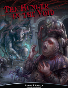 Shadow of the Demon Lord RPG: Hunger in the Void