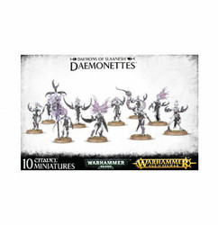 Warhammer Age of Sigmar: Daemons of Slaanesh - Daemonettes